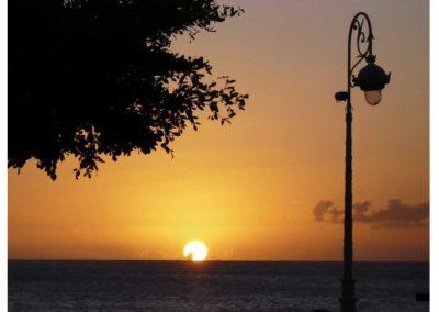Coucher de Soleil à Basse-Terre