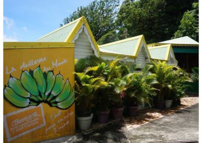 Maison de la banane