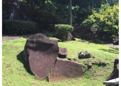 Parc Archeologique des roches gravées